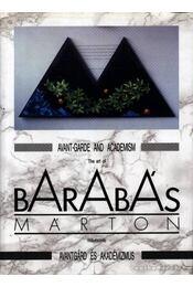 Barabás Márton művészete - Régikönyvek