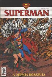 Superman 1991/10. október 13. szám - Régikönyvek