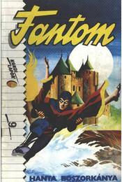 Fantom 9. (Hanta boszorkánya) - Régikönyvek