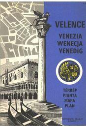 Velence (térkép) - Régikönyvek