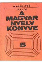 A magyar nyelv könyve - Régikönyvek