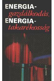 Energia-gazdálkodás, energia-takarékosság - Régikönyvek