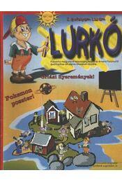 Lurkó I. évfolyam 1. szám - Régikönyvek