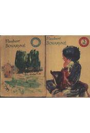 Bovaryné I-II. kötet - Régikönyvek