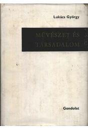 Művészet és társadalom - Régikönyvek