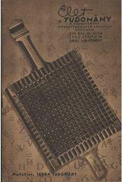 Élet és tudomány (1961. június 18.) - Régikönyvek