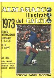 Almanacco illustrato del Calcio 1973 - Régikönyvek