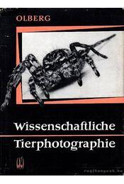 Wissenschaftlige Tierphotographie (Tudományos állatfotográfiák) - Régikönyvek