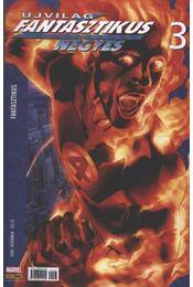 Fantasztikus Négyes 3. 2005. december - Régikönyvek