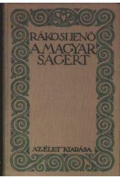 A magyarságért - Régikönyvek