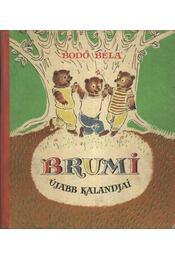 Brumi újabb kalandjai - Régikönyvek