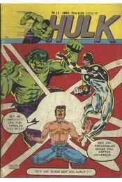 Hulk 11 - Régikönyvek