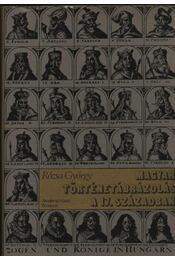 Magyar történetábrázolás a 17. században - Régikönyvek