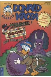 Donald Kacsa 1995. május - Régikönyvek