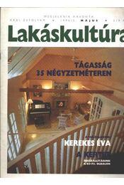 Lakáskultúra 1996/5. május - Régikönyvek