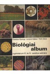 Biológiai album - Régikönyvek