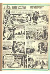 A lőcsei fehér asszony 1986. (45-87. szám 19. rész) - Régikönyvek