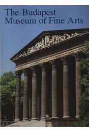 The Budapest Museum of Fine Arts - Régikönyvek