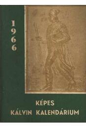 Képes Kálvin Kalendárium 1966 - Régikönyvek