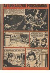 Az űrkalózok fogságában (Füles 1979. 24-29. szám 1-16. rész) - Régikönyvek