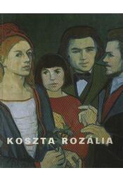 Koszta Rozália (aláírt) - Régikönyvek