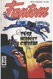 Fantom 18. 1991/5 augusztus - Régikönyvek