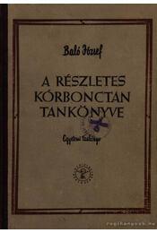 A részletes kórbonctan tankönyve - Régikönyvek