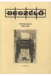 Beszélő 1984-1987 - Régikönyvek