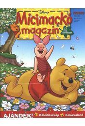 Micimackó magazin 2006/03 március - Régikönyvek
