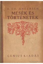 Mesék és történetek I. kötet - Régikönyvek