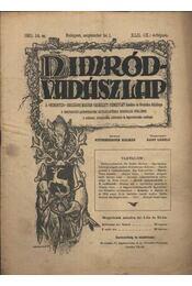 Nimród-Vadászlap 1921. szept. 1. - Régikönyvek