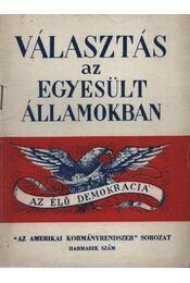 Választás az Egyesült Államokban - Régikönyvek