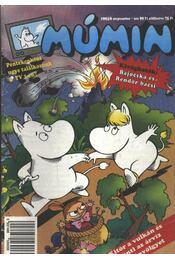 Múmin 1993/6 szeptember - Régikönyvek