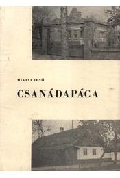 Csanádapáca - Régikönyvek