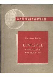 Lengyel társalgási zsebkönyv - Régikönyvek
