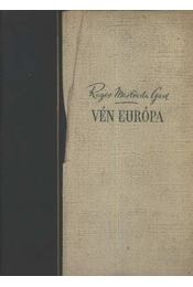 Vén Európa - Régikönyvek