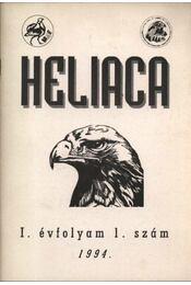 Heliaca 1994. I. évfolyam 1. szám - Régikönyvek