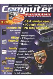 Computer panoráma 2004/02. - Régikönyvek