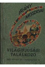 Irány Moszkva - Régikönyvek