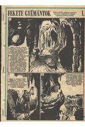 Fekete gyémántok 1987. (45-88. szám 27. rész) - Régikönyvek