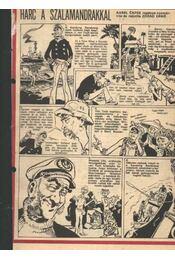 Harc a szalamandrákkal 1978. (20-30. szám 11. rész) - Régikönyvek