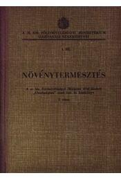 Növénytermesztés I. - Régikönyvek