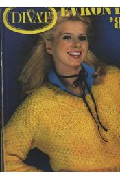 Ez a Divat Évkönyv '80 - Régikönyvek