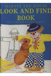 Look and find book - Régikönyvek