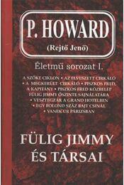 Fülig Jimmy és társai - Régikönyvek