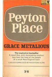 Peyton Place - Régikönyvek