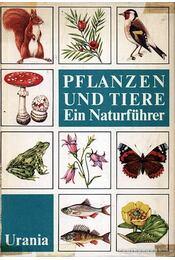 Pflanzen und Tiere (Növények és állatok) - Régikönyvek