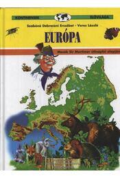 Európa. Mesék Sir Mortimer útinaplói alapján - Régikönyvek