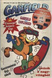 Garfield 1995/1. 61. szám - Régikönyvek