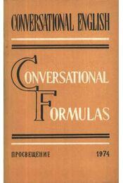 Conversational Formulas - Régikönyvek